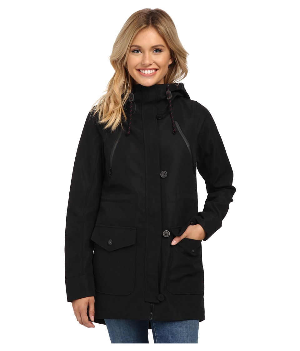 Burton - Soteil Softshell Jacket (True Black) Women