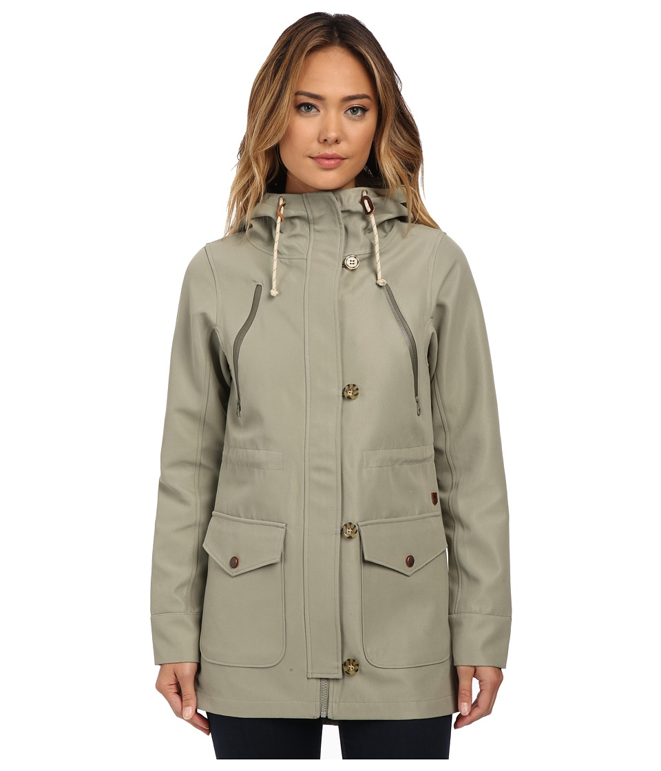 Burton - Soteil Softshell Jacket (Vetiver) Women's Coat