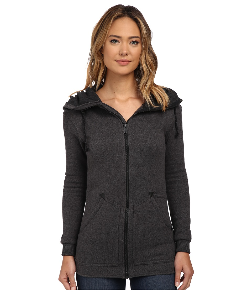 Burton - Minxy Fleece (True Black Heather) Women's Fleece