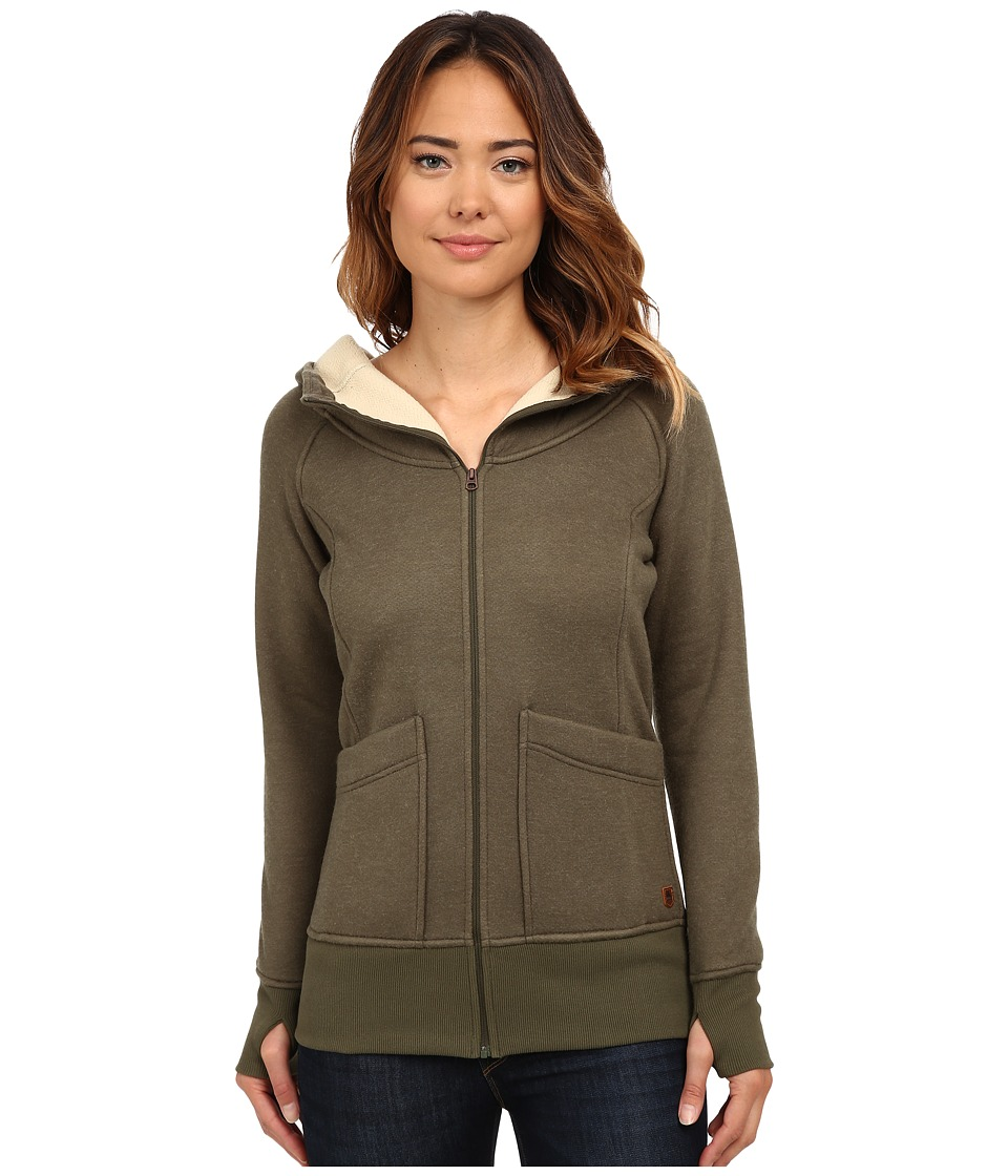 Burton - Journey Fleece (Olive Night Heather) Women's Fleece