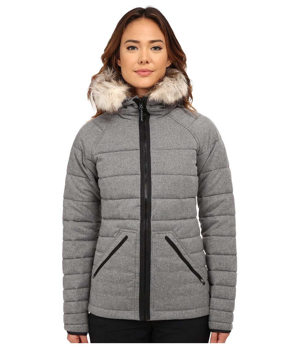 Burton - Vesta Jacket (High Rise Heather) Women's Coat