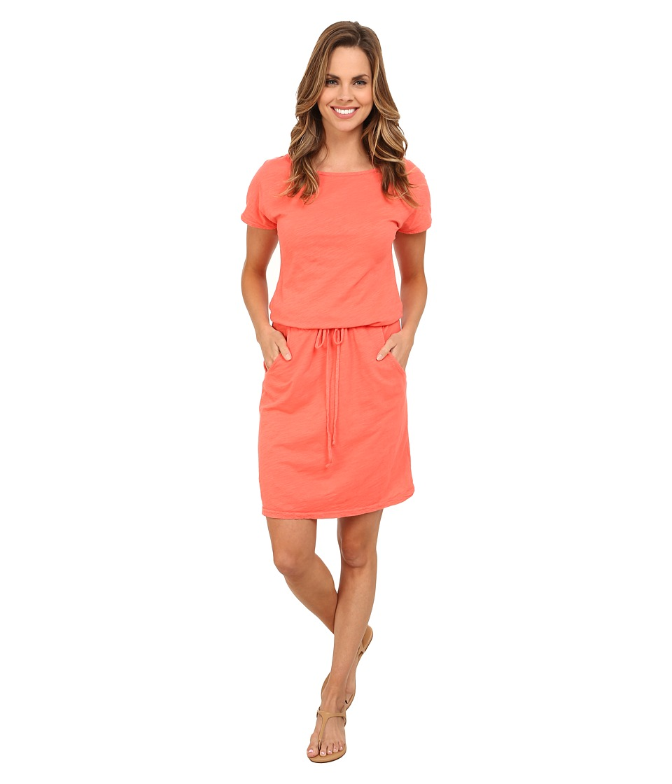 Fresh Produce - Riley Dress (Red Coral) Women