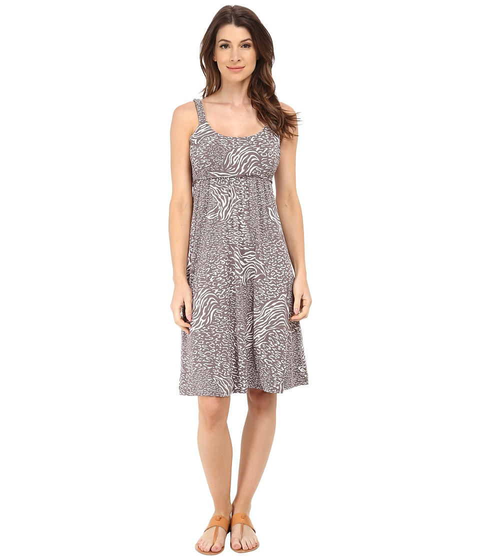 Fresh Produce - Tunisia Impromptu Dress (Grey Smoke) Women