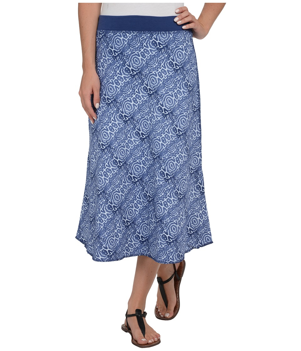 Fresh Produce - Geo Wave Boca Skirt (Moonlight) Women