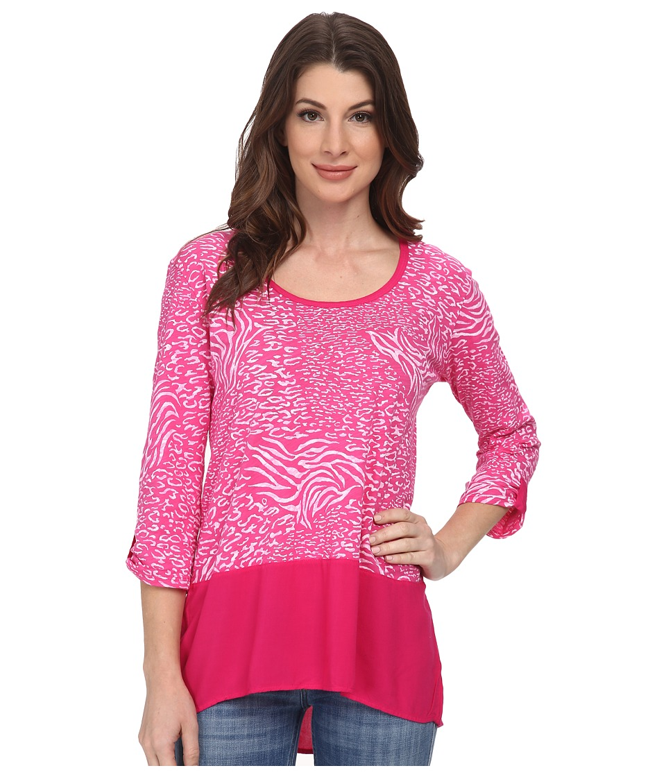 Fresh Produce - Tunisia Windfall Top (Nomad Pink) Women