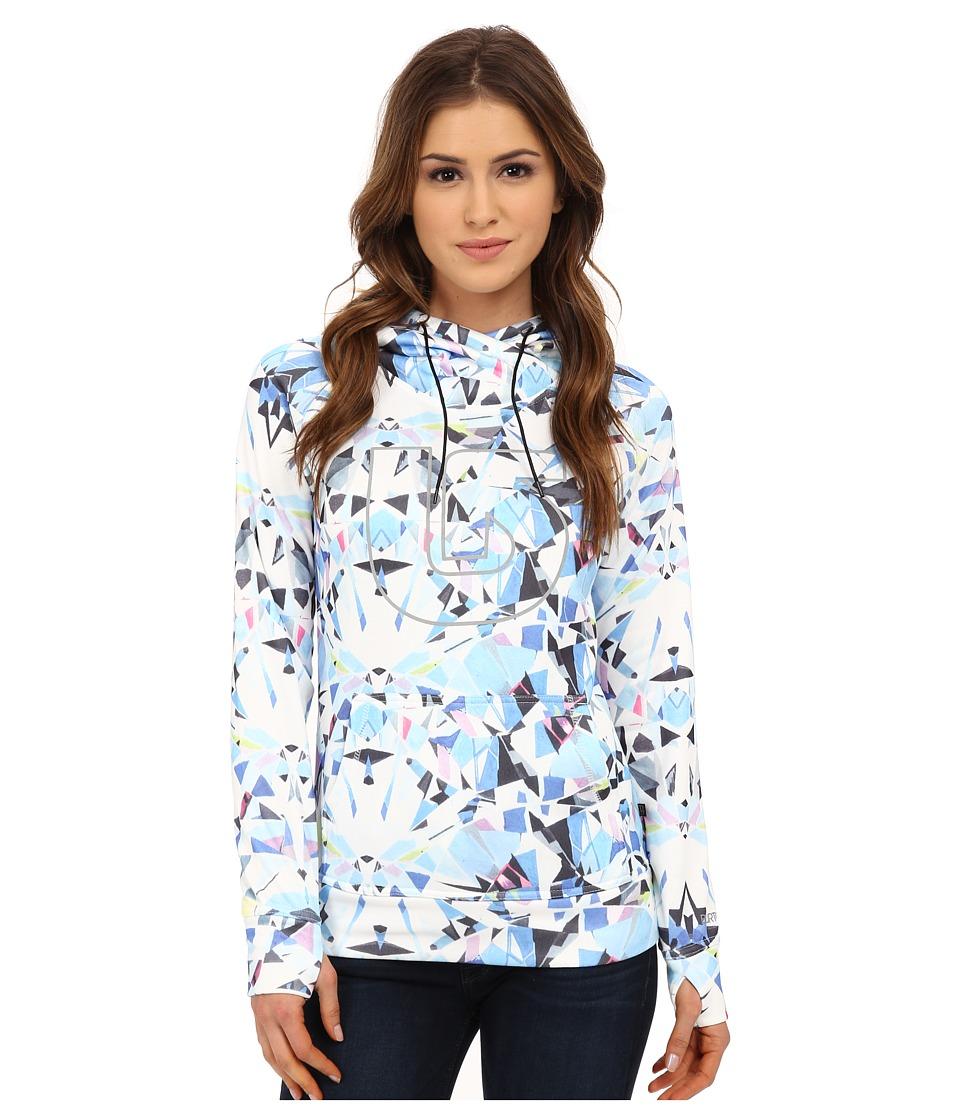Burton - Quartz Pullover (Diamond) Women's Sweatshirt