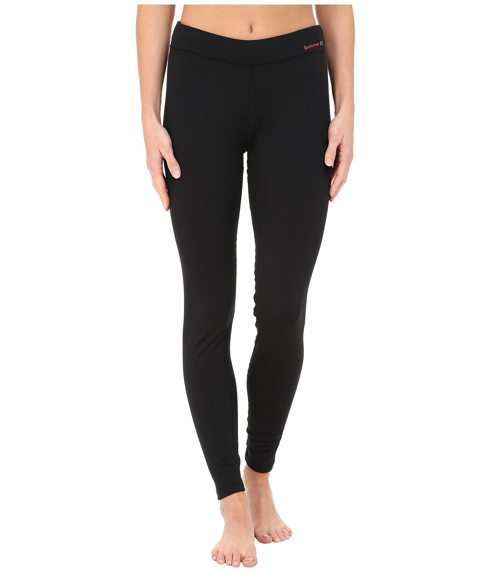 Terramar - Ecolator Performance Tights W8542 (Black) Women's Casual Pants