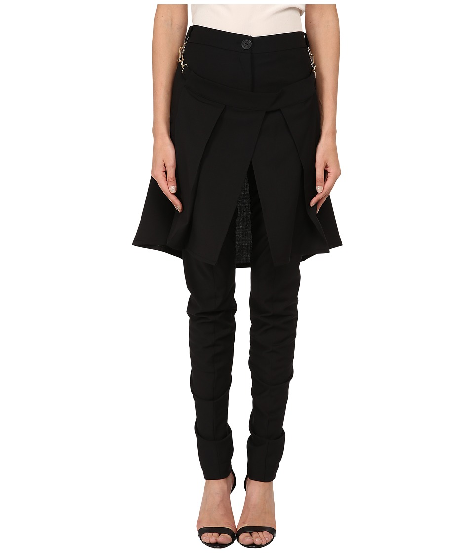 Vivienne Westwood - Kilt Trousers (Black) Women's Casual Pants