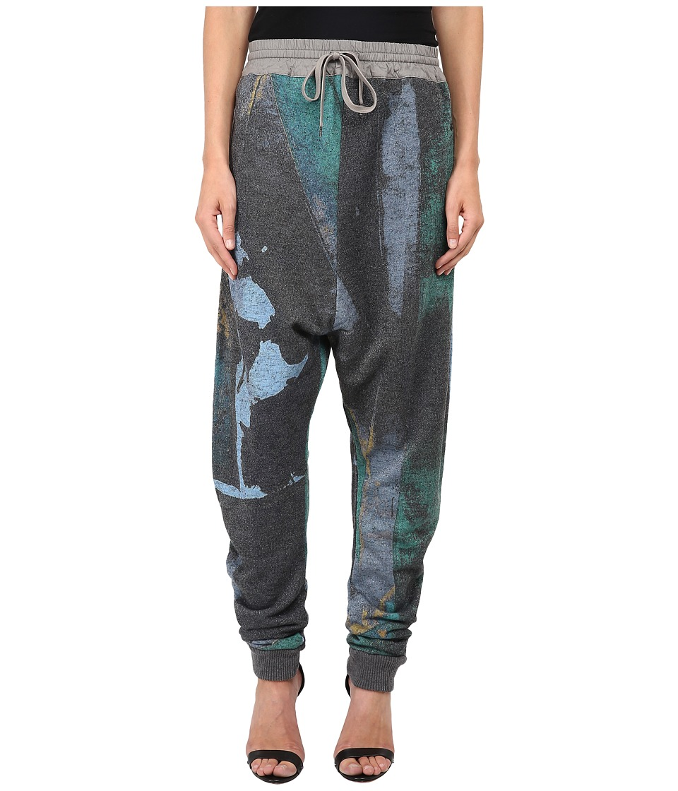 Vivienne Westwood - Pluto Jogging Trousers (Green/Black) Women's Casual Pants