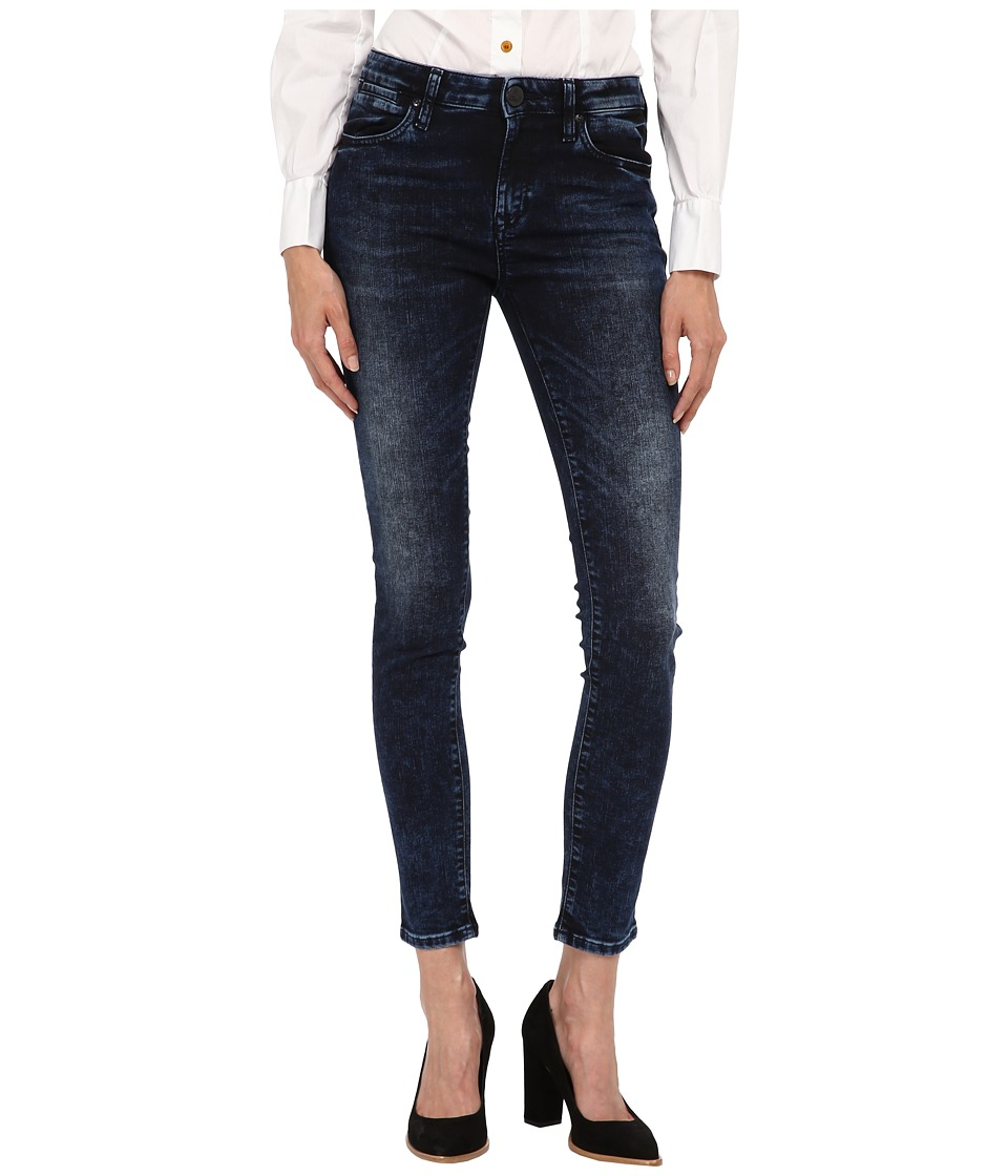 Vivienne Westwood - New Monroe Jeggings (Blue Denim) Women's Jeans