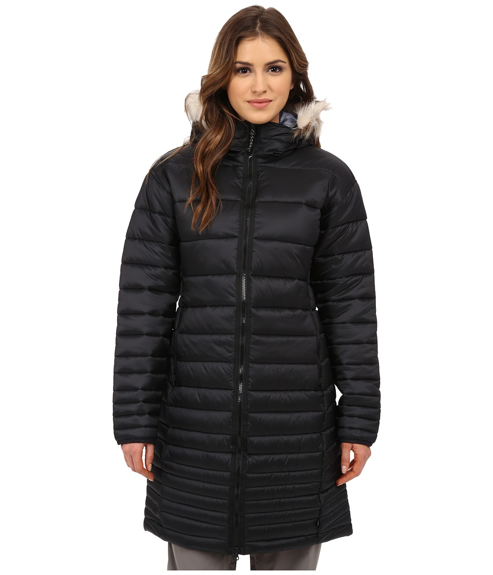 Burton - Vesta Parka Reversible Jacket (True Black) Women's Coat