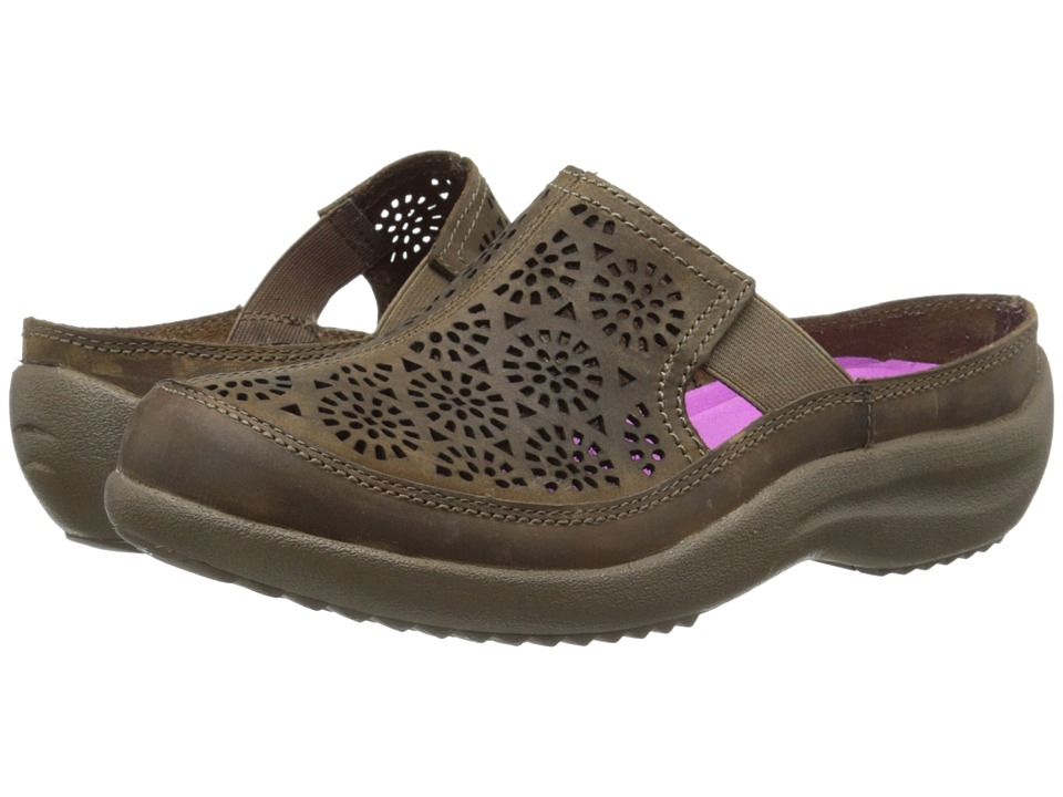 SKECHERS - Savor - Nature Stroll (Brown) Women's Slip on Shoes