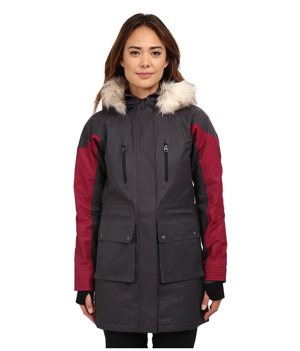 Burton - Olympus Jacket (Forged Iron) Women's Coat