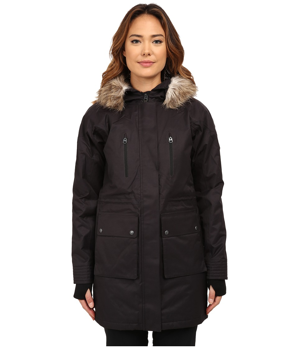 Burton - Olympus Jacket (True Black) Women's Coat