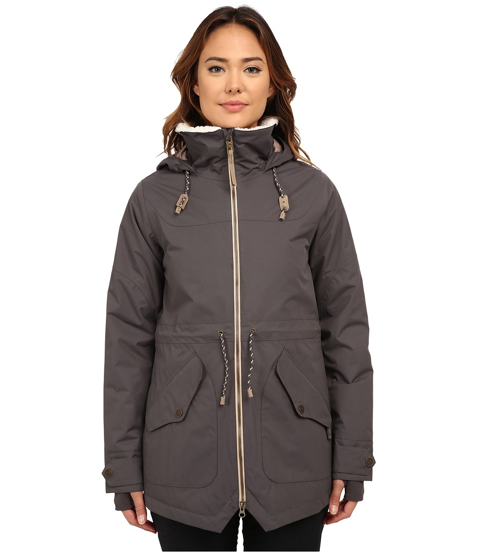 Burton - Prowess Jacket (Faded) Women's Coat