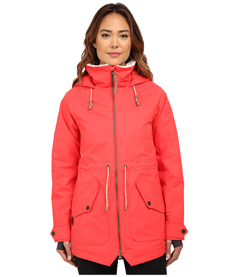 Burton - Prowess Jacket (Tropic) Women's Coat
