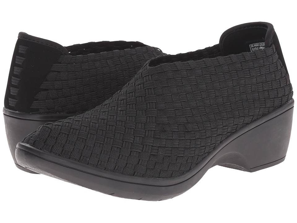 SKECHERS - Flexibles - Woven (Black) Women