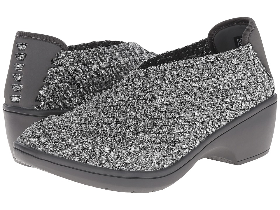 SKECHERS - Flexibles - Woven (Pewter) Women