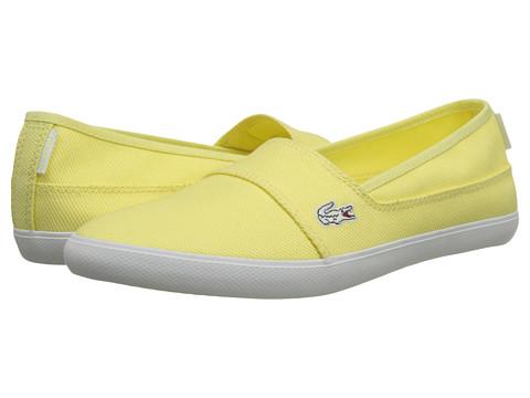 Lacoste - Marice Eos (Light Yellow/Light Yellow) Women