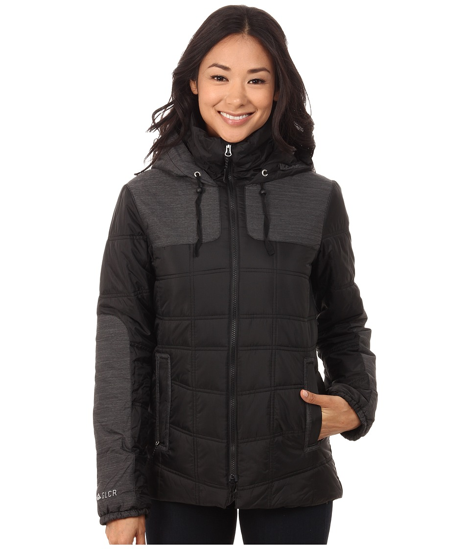 686 - GLCR Uptown Down Parka (Black Cire) Women