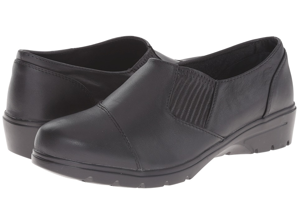 SKECHERS - Metronome - Tune (Black) Women's Slip on Shoes