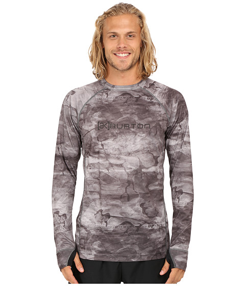 Burton - AK Power Dry Crew (Snow Akamo) Men's Clothing