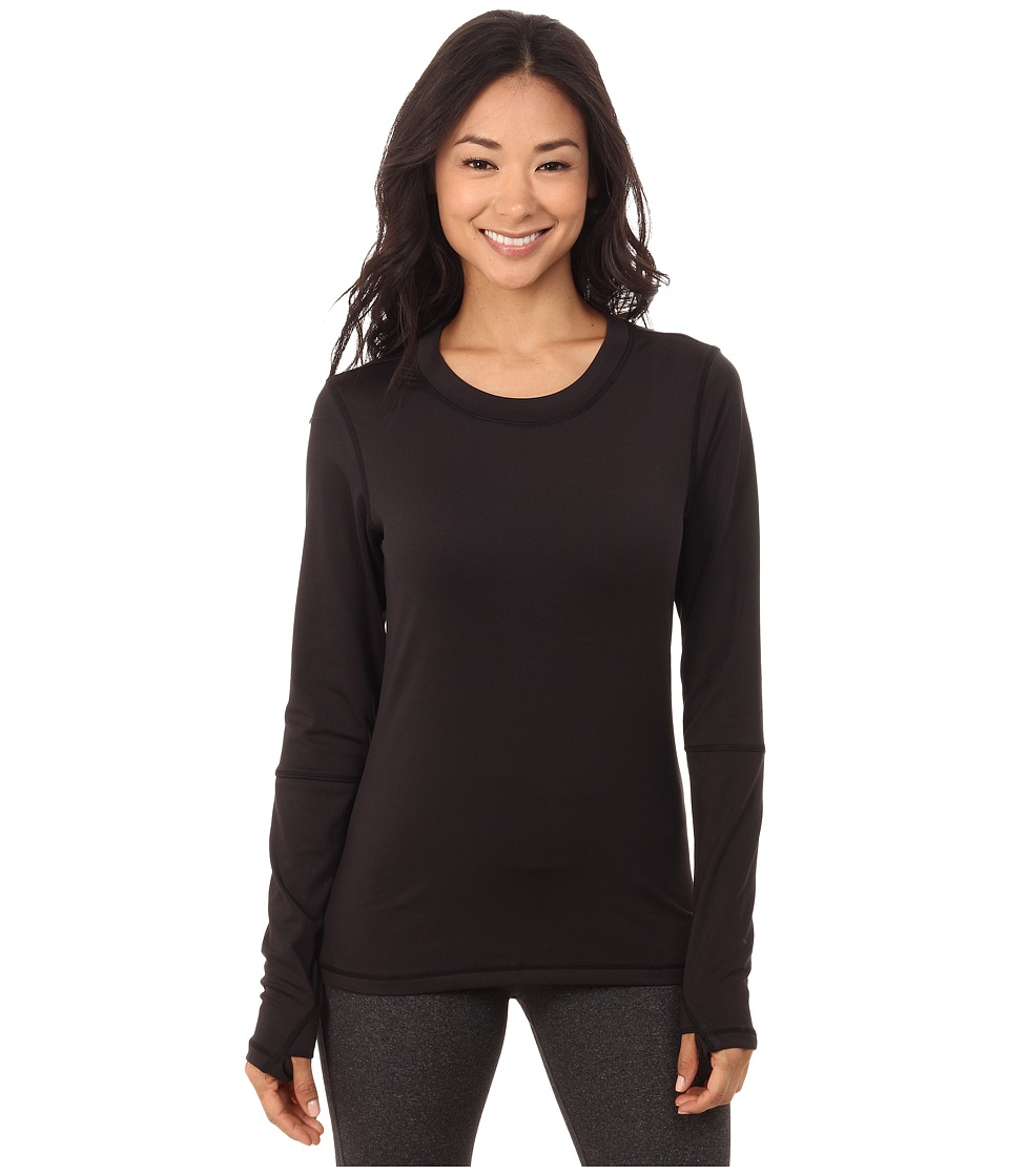 686 - Bliss Tech 1st Layer Shirt (Black) Women's Clothing