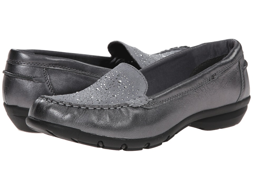 Skechers Relaxed Fit - Career - Fabulous Advice (Pewter) ...