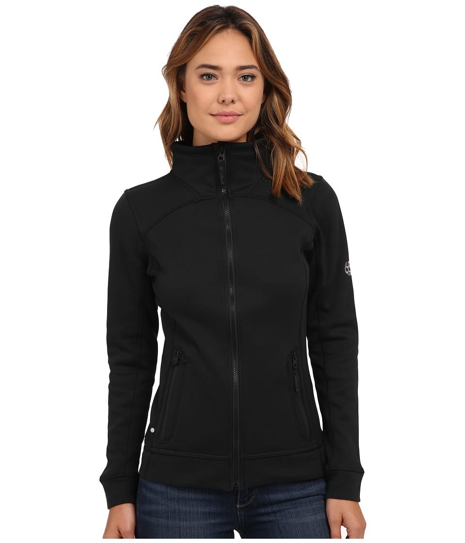 686 - Stardust Bonded Fleece (Black) Women