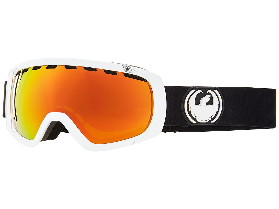 Dragon Alliance - Rogue (Inverse/Red Ionized/Yellow Blue Ionized) Snow Goggles