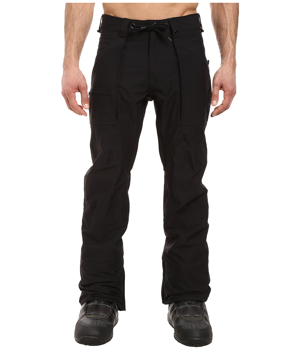 Burton - Southside Pant (True Black 1) Men's Outerwear
