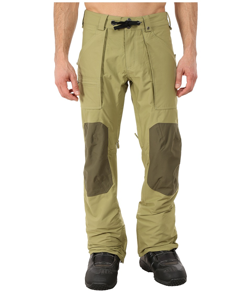 Burton - MB Southside Pant (Algae/Keef) Men's Outerwear