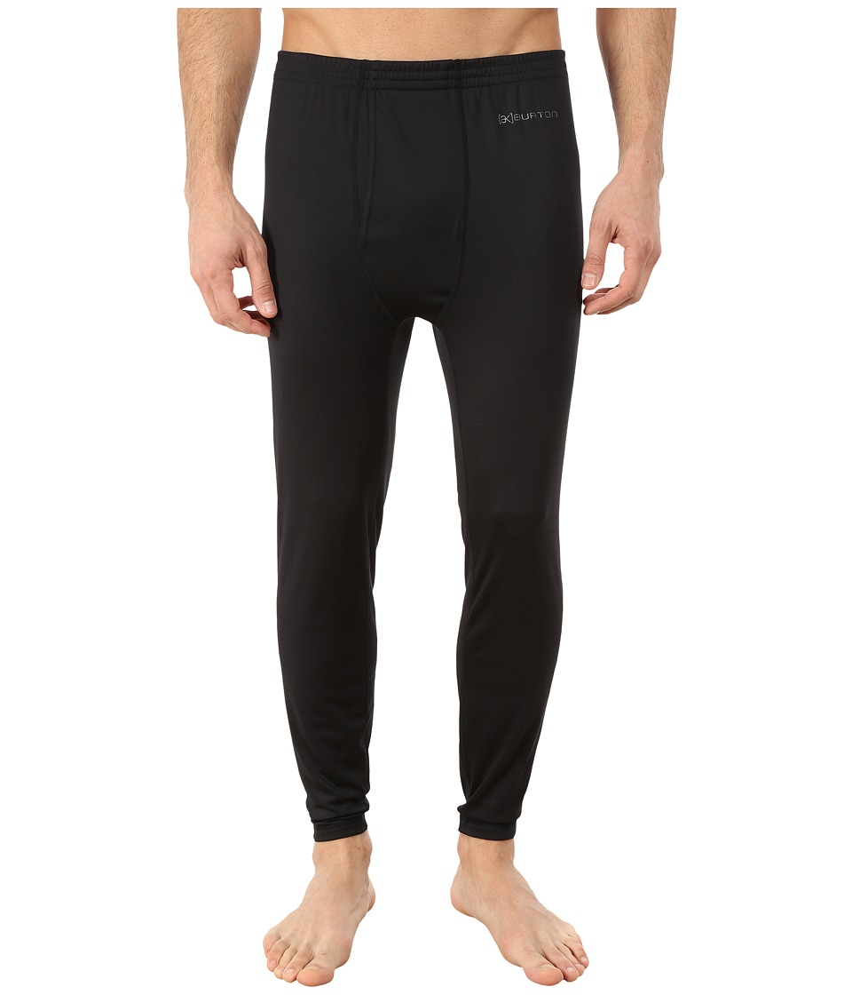 Burton - AK Power Grid Pant (True Black) Men's Casual Pants