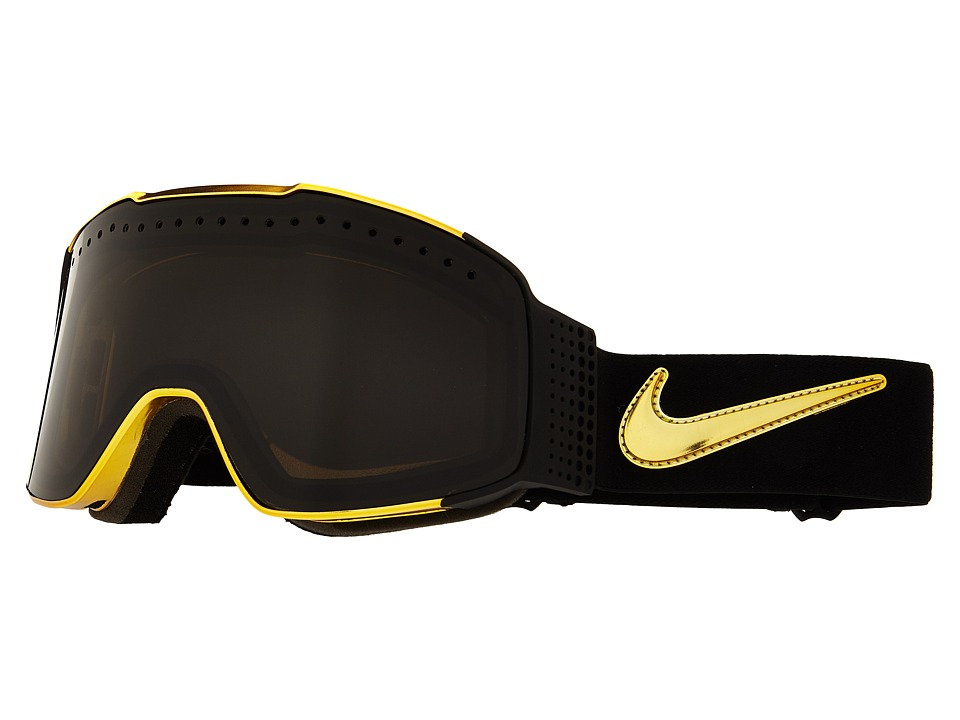Dragon Alliance - Fade X Nike (Sage Signature/Dark Smoke/Yellow Red Iion) Goggles