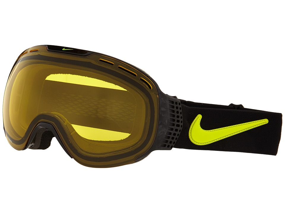 Dragon Alliance - Command X Nike (Black Cyber/Transitions Yellow) Goggles