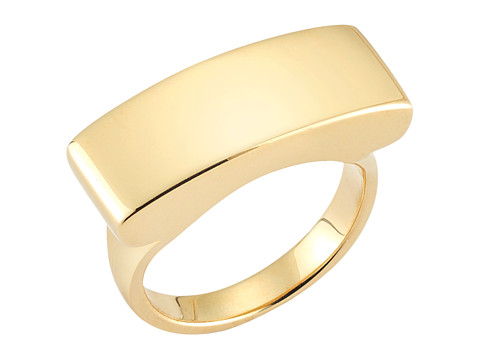 Elizabeth and James - Judd Ring (Yellow Gold) Ring