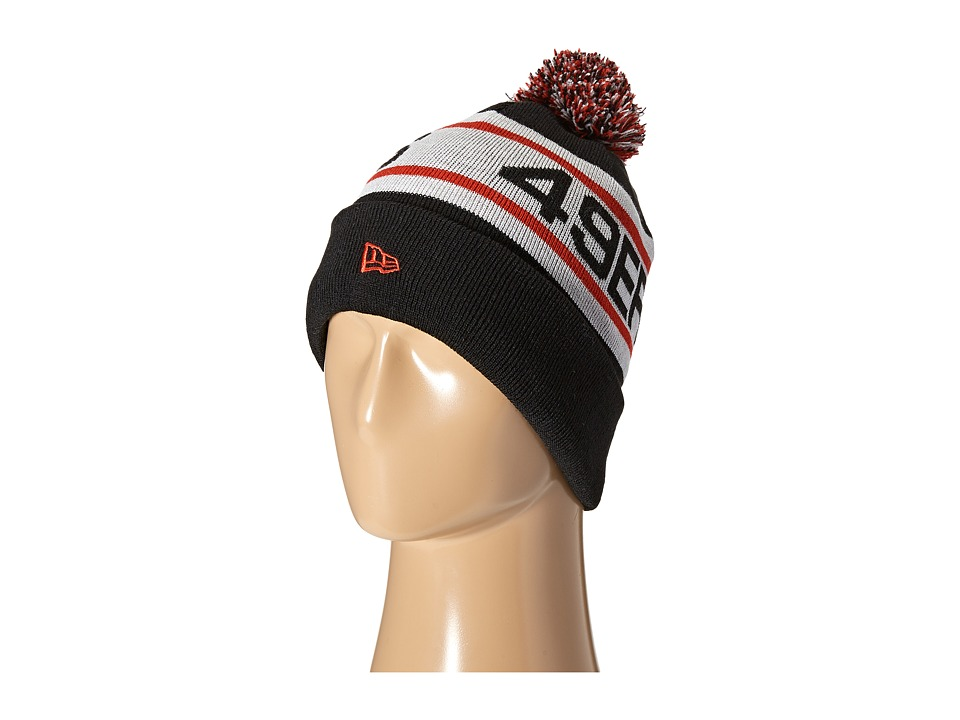 New Era - Biggest Fan Redux San Francisco 49ers Black Team (Red) Traditional Hats