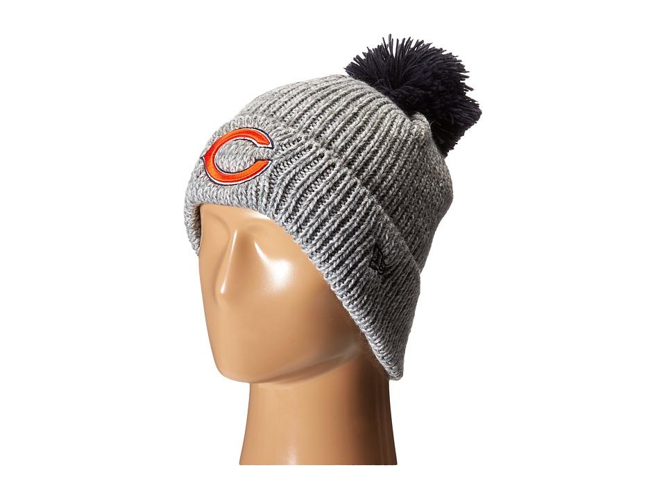 New Era - Cuff Start Chicago Bears (Grey) Traditional Hats