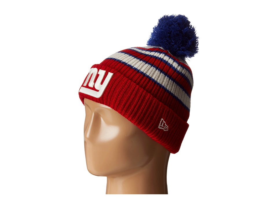 New Era - Traditional Stripe New York Giants (Medium Blue) Traditional Hats