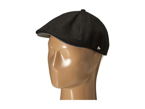 New Era - EK Duckbill Melton (Black) Traditional Hats