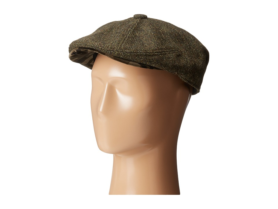 New Era - EK Camo Tweed Driver (Dark Green) Traditional Hats