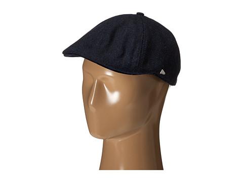 New Era - EK Camo Tweed Duckbill (Navy) Traditional Hats