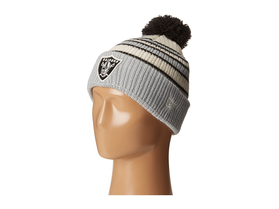 New Era - Traditional Stripe Oakland Raiders (Black) Traditional Hats