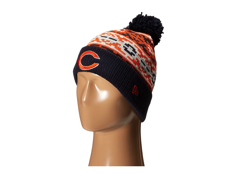 New Era - Retro Chill Chicago Bears (Navy) Traditional Hats