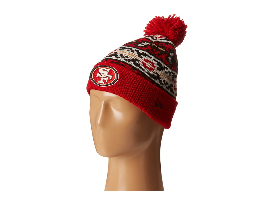 New Era - Retro Chill San Francisco 49ers (Red) Traditional Hats