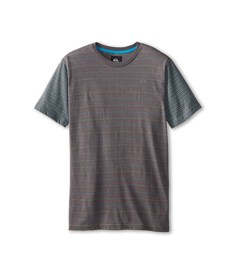 Quiksilver Kids - Runner (Big Kids) (Medium Grey Heather) Boy
