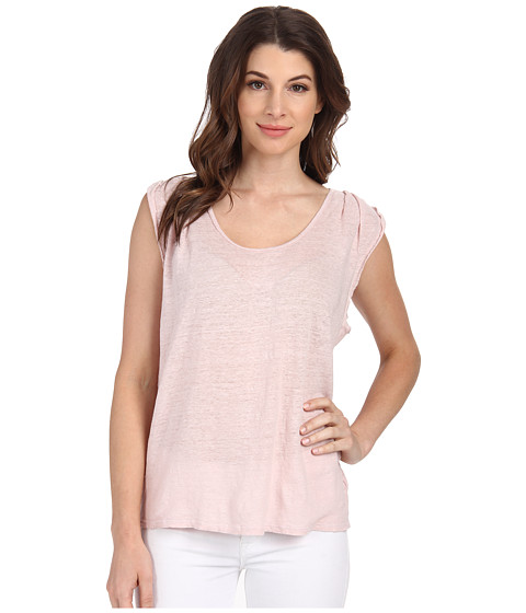 Velvet by Graham & Spencer - Malana Linen Knit Tank Top (Beauty) Women