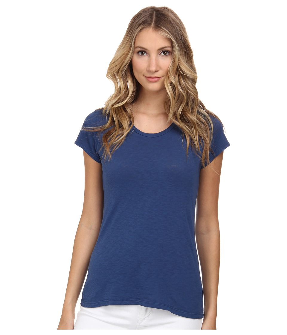Velvet by Graham & Spencer - Odelia Short Sleeve Tee (Viking) Women