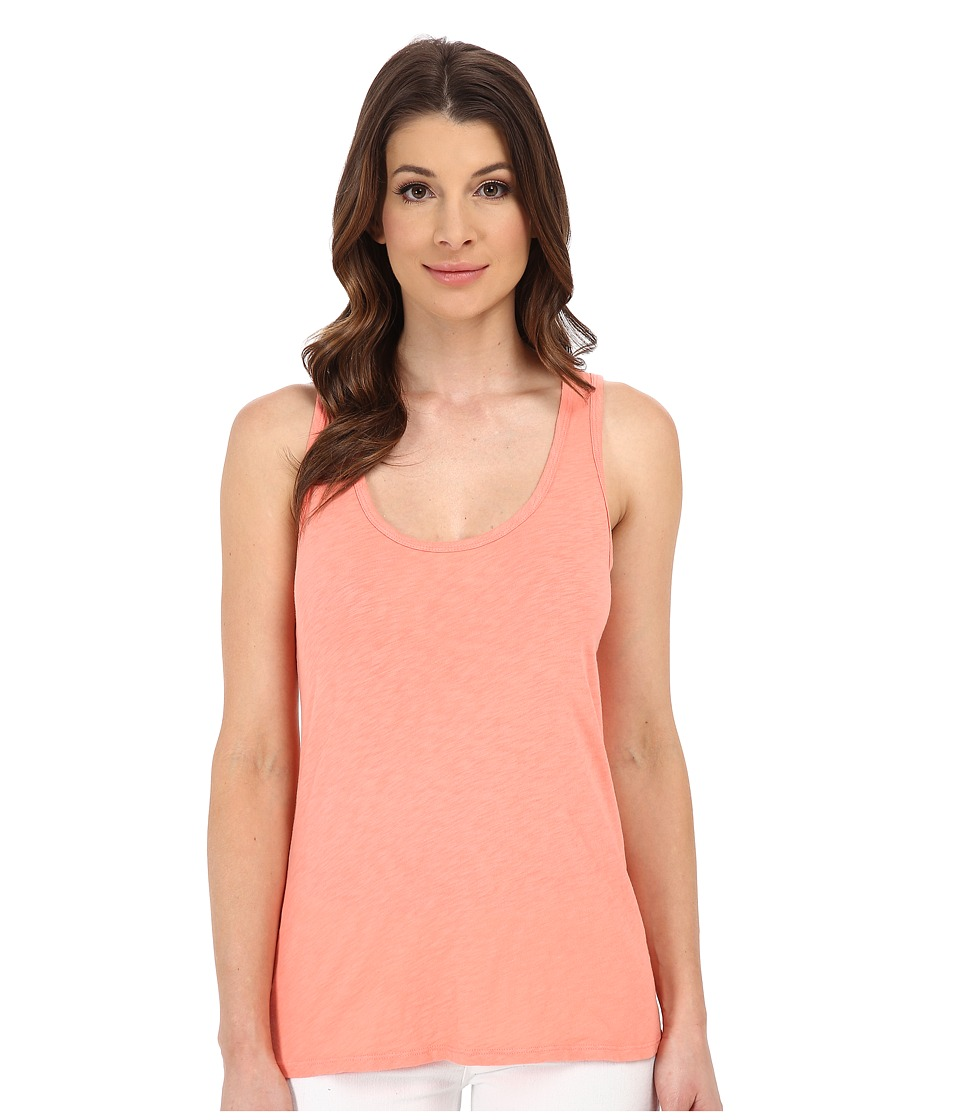 Velvet by Graham & Spencer - Dafodil Racerback Tank Top (Popsicle) Women's Sleeveless