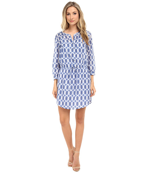Velvet by Graham & Spencer - Zila Dress (Blue) Women